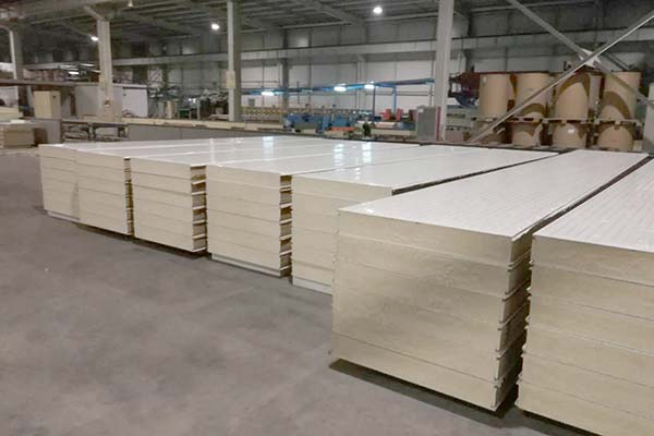 Cold Room Prefabricated PUF Panels