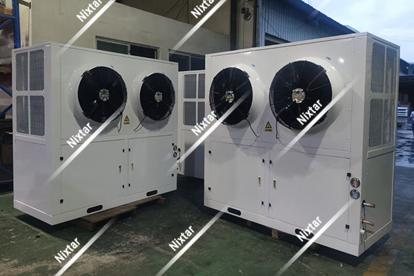 Box Type Condensing Units Ready To Ship