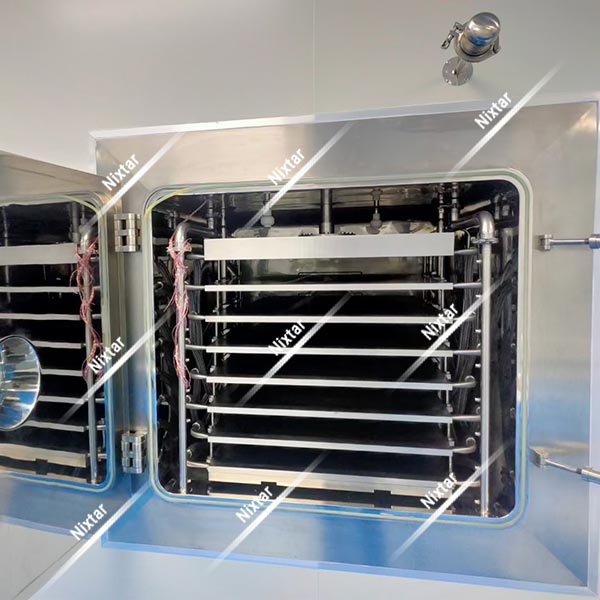 LYO10 Lyophilizer Installed In Clean Room