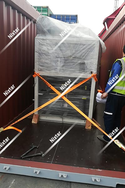 Container Loading Of LYO5