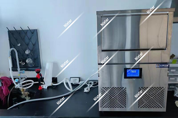 XD-100 Self-contained Flake Ice Maker